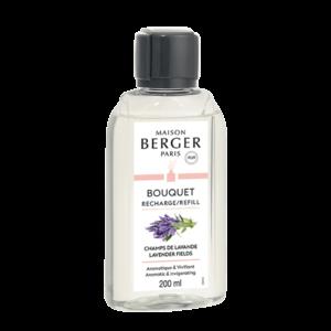 Lavender Fields – Duftolie refill t. Duftpinde 200 ml - byHviid