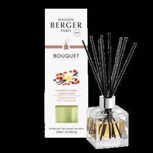 Amber Powder – Flakon m. Duftpinde Bouquet - byHviid