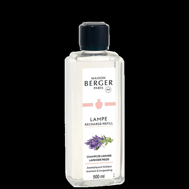 Lavender Fields lampeolie refill til Maison Berger lamper
