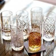 NEWPORT LONG DRINKS GLAS I KRYSTAL - byHviid