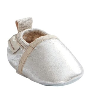 Ale Baby Slipper Silver - Shepherd of Sweden - byHviid