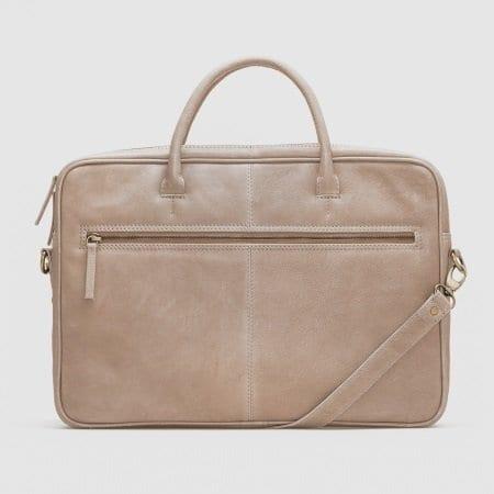 laptop læder taske