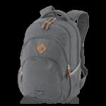 Travelite_Basics Backpack Melange_Anthracite