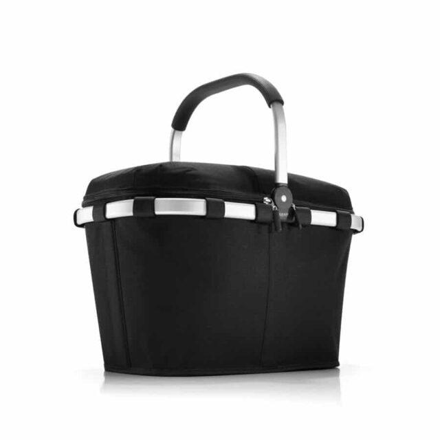 Reisenthel carrybag iso black Isoleret picnic / indkøbskurv
