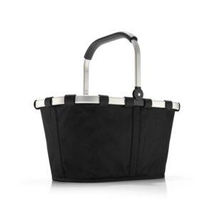 Reisenthel carrybag sort indkøbskurv 22 liter