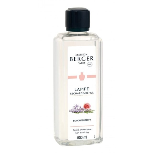 Bouquet liberty lampeolie refill til Maison Berger lamper