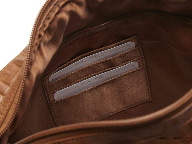 Pia Ries Cross Body taske plads til kreditkort - ByHviid