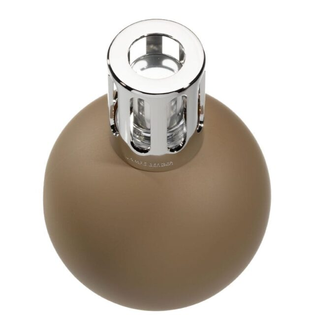 Boule Taupe ultra mat - Maison Berger duftlampe