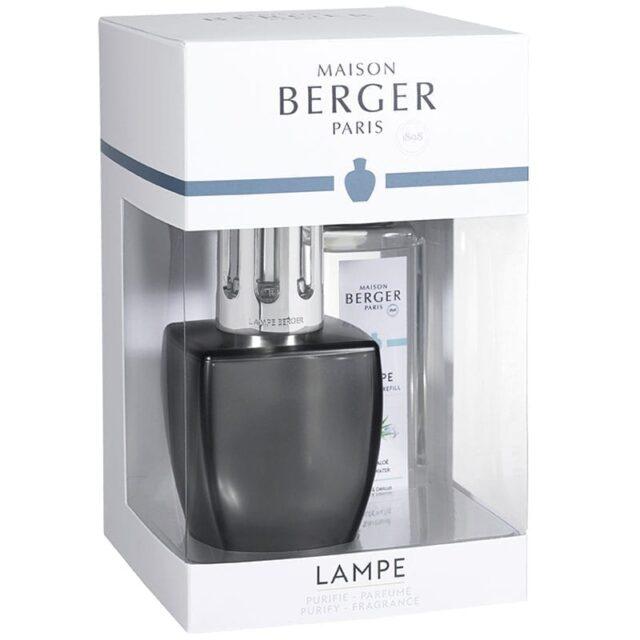June Gris Staine - Maison Berger duftlampe