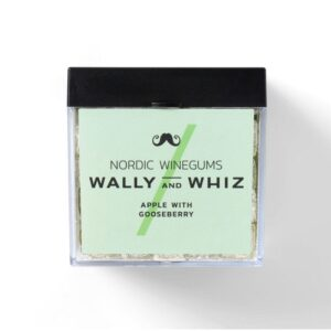 Wally and Whiz Apple with Gooseberry - byHviid