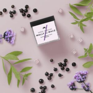 Wally and Whiz Blackcurrant with Verbena - byHviid