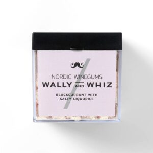Wally and Whiz Blackcurrant with salty liquorice - byHviid