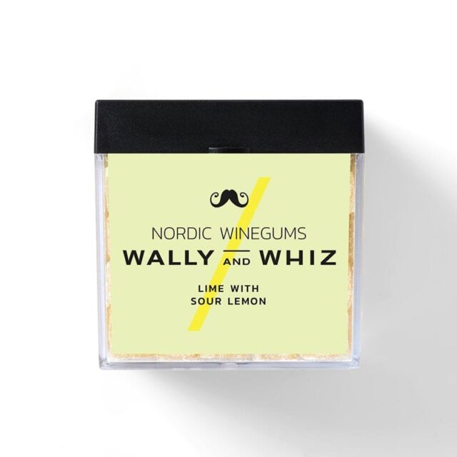 Wally and Whiz Lime with Sour Lemon - byHviid