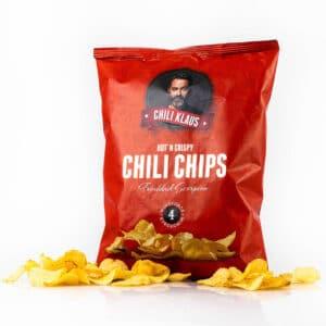 Chili Chips vindstyrke 4 - Chili Klaus - byHviid