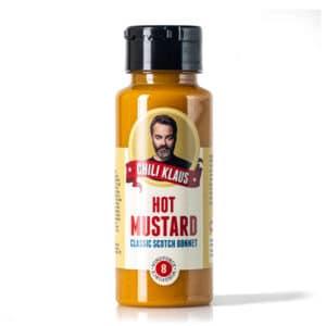 Mustard Classic Scotch Bonnet vindstyrke 8 - Chili Klaus - byHviid