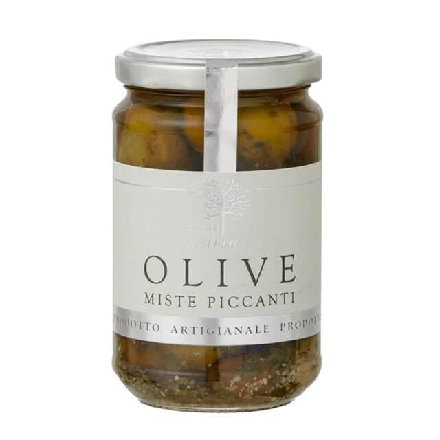 Oliven i krydderolie - Made by Mama - byHviid