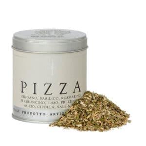 Pizza krydderi fra Made by Mama - byHviid