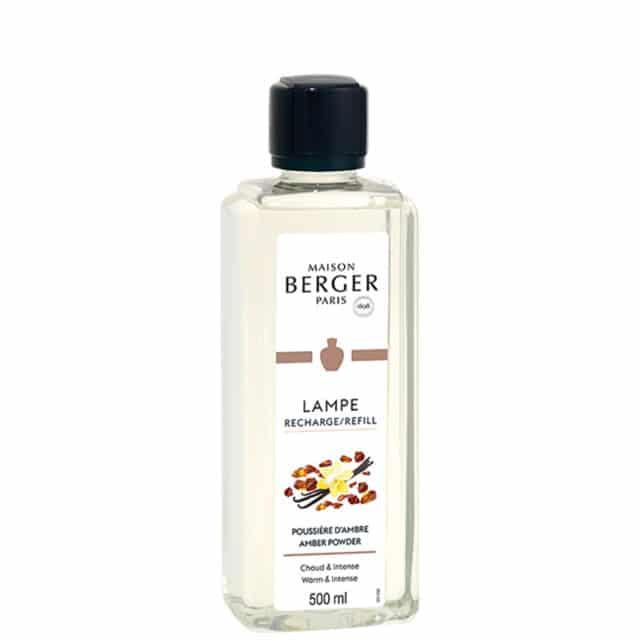 Amber Powder lampeolie refill til Maison Berger lamper - byHviid