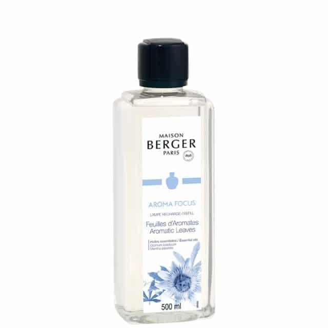 Aroma Focus lampeolie refill til Maison Berger lamper - byHviid