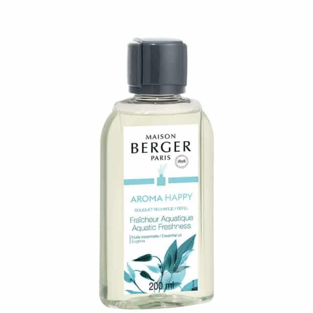 Aroma Happy refill til duftpinde fra Maison Berger - byHviid
