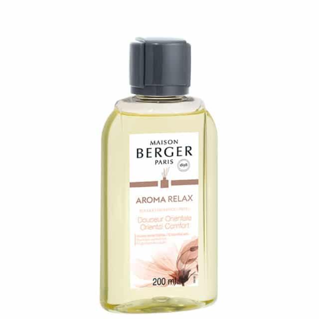 Aroma Relax refill til duftpinde fra Maison Berger - byHviid