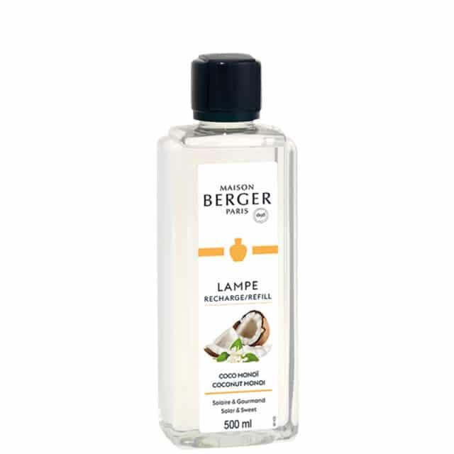 Coconut Monoi lampeolie refill til Maison Berger lamper - byHviid