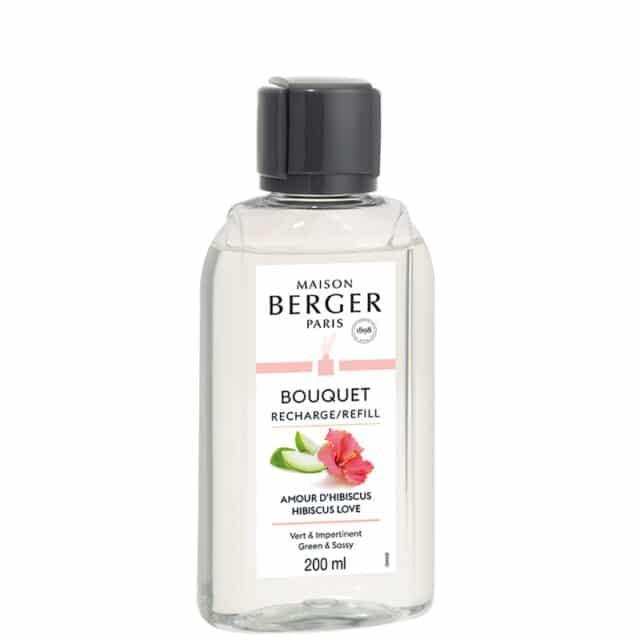 Hibiscus love duftolie refill til duftpinde - byHviid