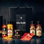 Hot Box Black gaveæske – Chili Klaus – byHviid