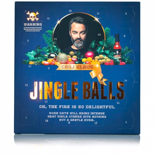 Jingle Balls Chili Julekalender - Chili Klaus - byHviid