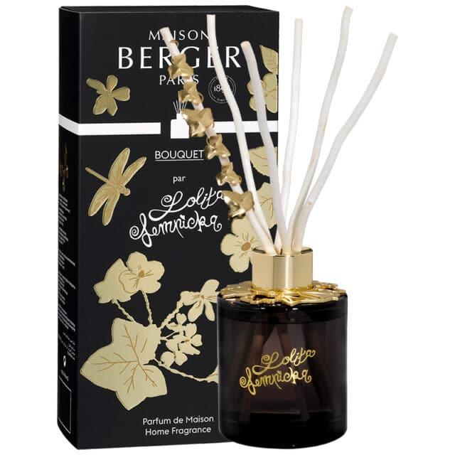 Lolita Lempicka Black Edition duftende juvelbuket - Maison Berger - byHviid