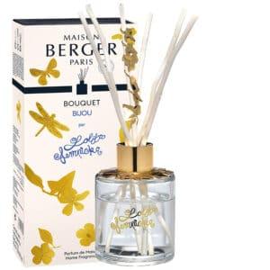 Lolita Lempicka transparent duftende juvelbuket - Maison Berger - byHviid