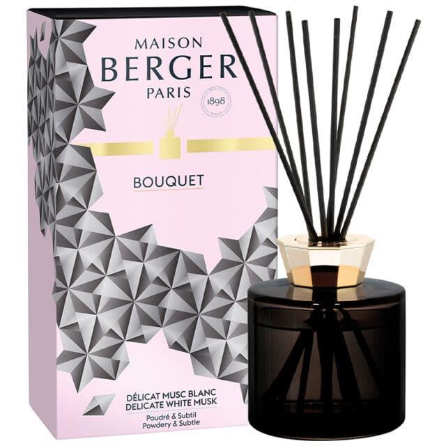 Maison Berger Black Crystal flakon til duftpinde - byHviid
