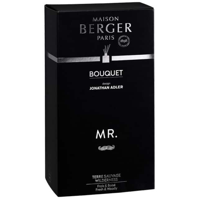 Mr. Jonathan Adler Flakon m. duftpinde bouquet æske - Maison Berger - byHviid