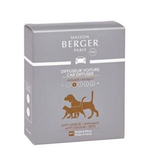 Pets Anti-odour nr 1 duft til bil - Maison Berger - byHviid