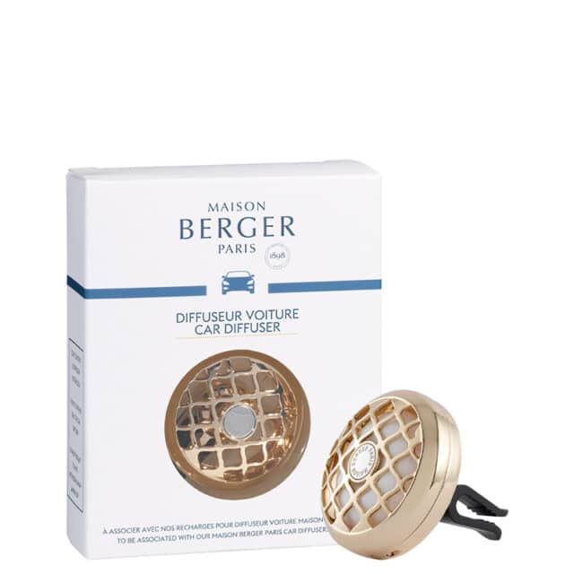 Resonance car diffuser klip u refill - Maison Berger - byHviid
