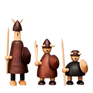 The 3 Vikings of Denmark - Andersen Furniture - byHviid