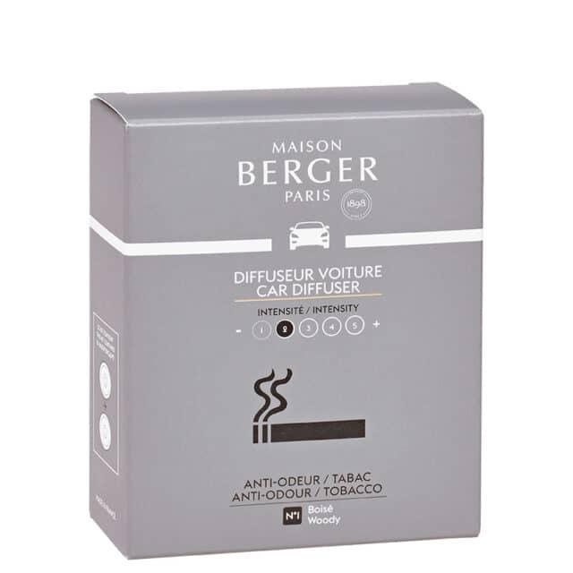 Tobacco Anti-odour nr 1 duft til bil - Maison Berger - byHviid