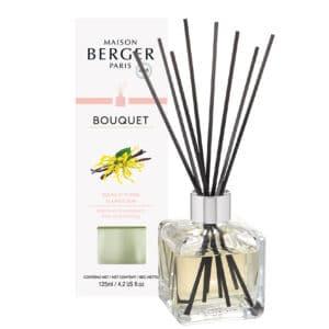 Ylang's Sun Flakon m. Duftpinde Bouquet fra Maison Berger - byHviid